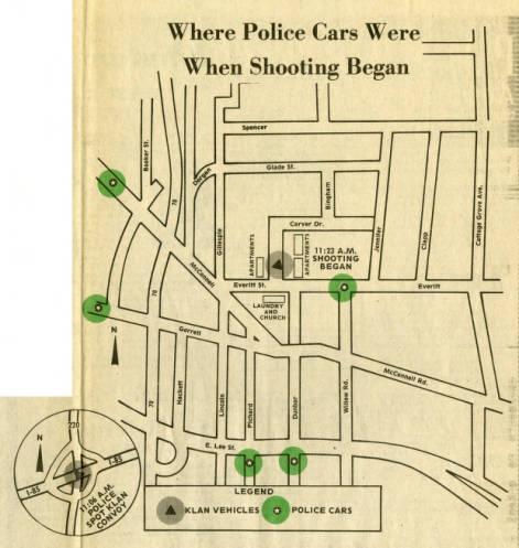 Police presence (Item 9.69.1263)