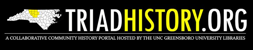 Triad History Logo