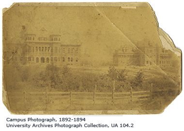 Oldest University Photo