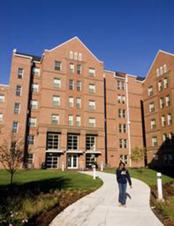 Spring Garden Apartments The University of North Carolina at
