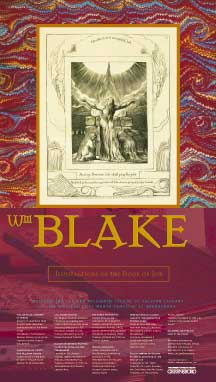 William Blake's Illustrations of the Book of Job Poster