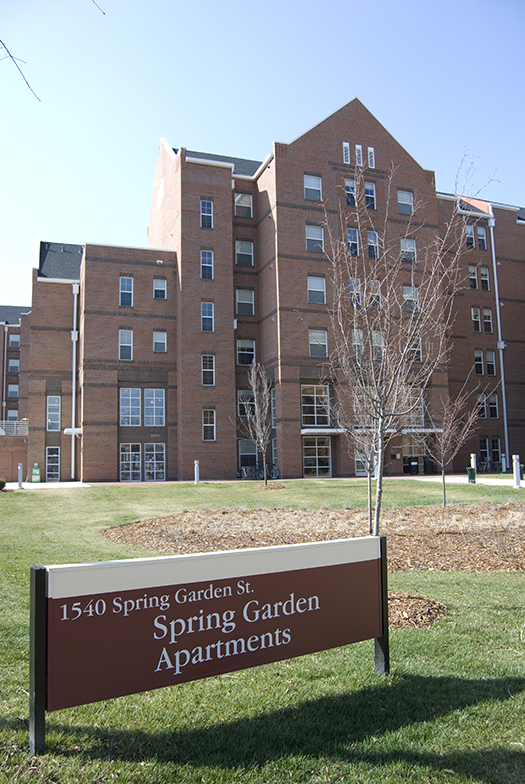 the university of north carolina at greensboro timeline of uncg history - Spring Garden Apartments